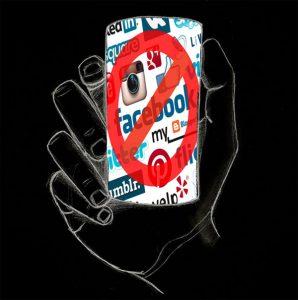 Без мобилен телефон, социални мрежи и електронна поща в неделя!