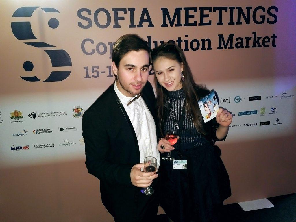 Андрей Хадживасилев и Мария Бакалова