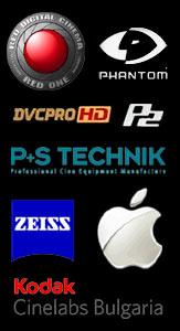 предпочитани партньори и брендове от филмово студио Revive Vision